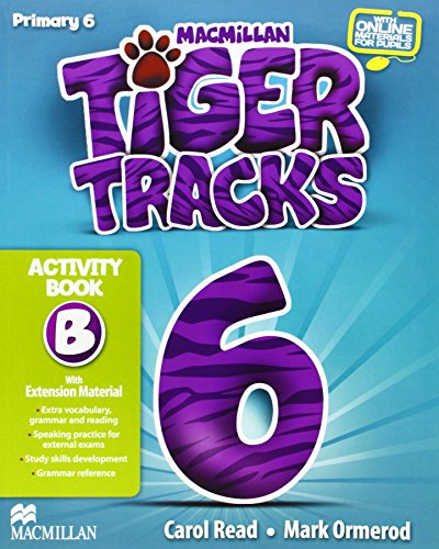 9780230453647: Tiger Level 6 Activity Book B Pack