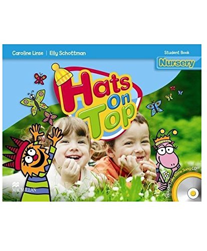 9780230453654: Hats On Top Nursery Level Student's Book Pack