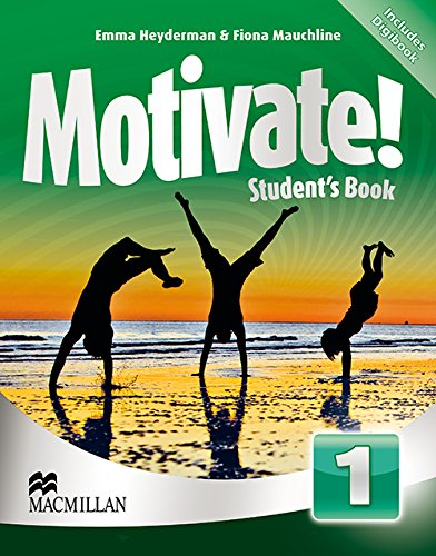 9780230453791: Motivate Student Book Pack Level 1 - Includes Digibook