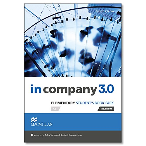 9780230455009: In Company 3.0 Elementary Level Student's Book Pack
