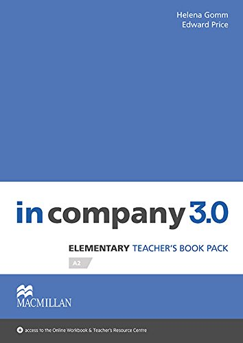 9780230455047: In Company 3.0 Elementary Level Teacher's Book Pack