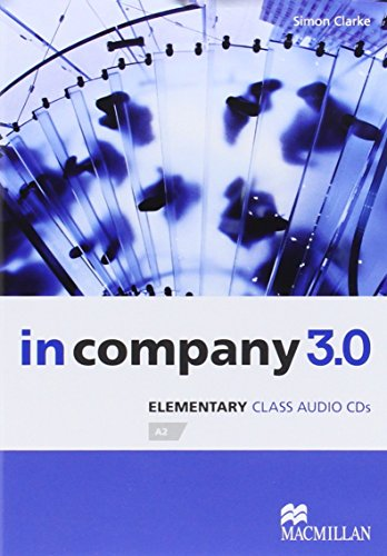 9780230455054: In Company 3.0 Elementary Level Class Audio CD
