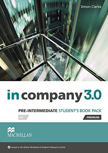 9780230455115: In company 3.0. Pre-intermediate. Student's book. Con e-book. Con espansione online. Per le Scuole superiori. Con CD-ROM