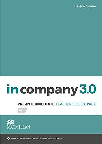 9780230455153: **OP In Company 3.0 Pre-Intermediate Teacher's Book