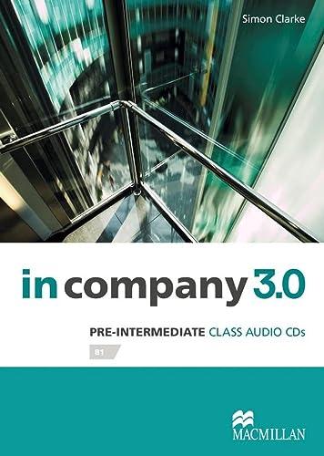 9780230455160: In Company 3.0 Pre-Intermediate Level