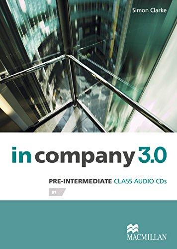 9780230455160: In Company 3.0 Pre-Intermediate Class Audio CDs (2)