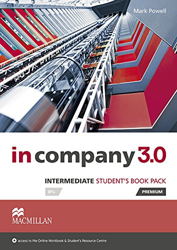 9780230455238: IN COMPANY 3.0 Int Sts Pack