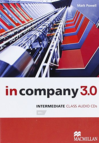 9780230455283: In Company 3.0 Intermediate Class Audio CDs (2)