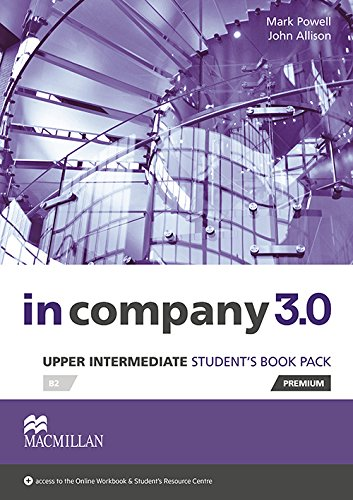 9780230455351: IN COMPANY 3.0 Upp Sts Pack