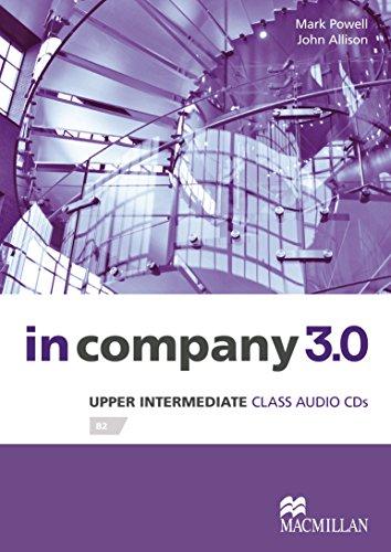 9780230455405: In Company 3.0 Upper Intermediate Class Audio CDs (3)