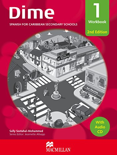 9780230455443: Dime 2nd Edition: Workbook Pack 1