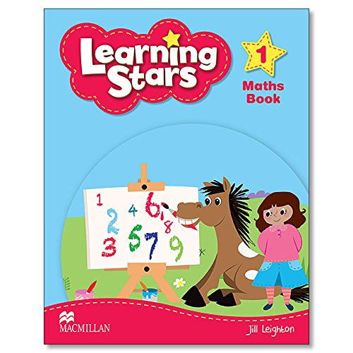 Learning Stars: Maths Book Level 1 (Paperback): Jill Leighton