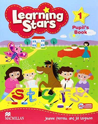 Learning Stars: Pupil's Book Pack Level 1: Jill Leighton, Jeanne