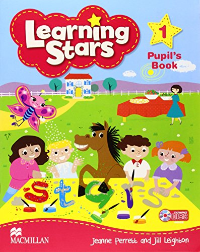 9780230455696: Learning Stars - Level 1 - Pupils Book Pack