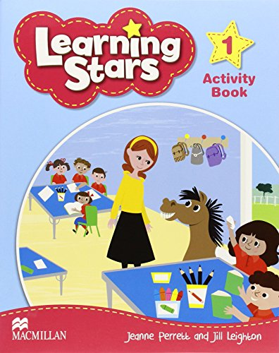 Learning Stars Level 1 Activity Book (Paperback): Jeanne Perrett-Tamami & Jill Leighton