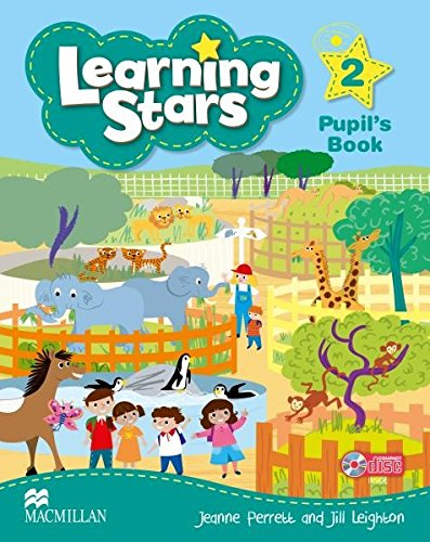 9780230455788: Learning Stars 2. Pupil's Book Pack and CD-ROM Pack