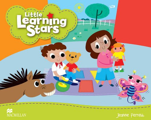 9780230455856: Little Learning Stars Pupil's and Activity Book Combined