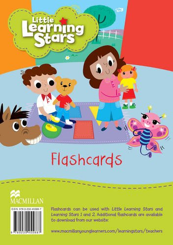 9780230455887: Little Learning Stars Flashcards