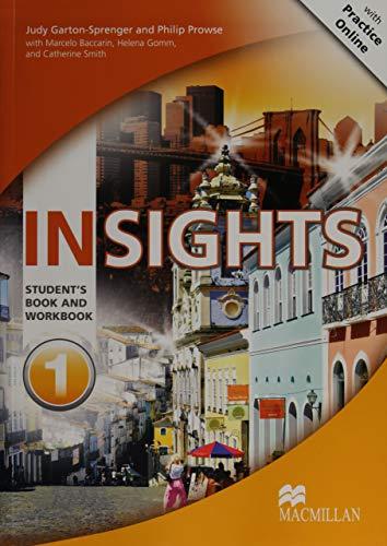 Insights 1 Sb + Wb + Mpo Pk (Book & Merchandise): Judy Garton-sprenger