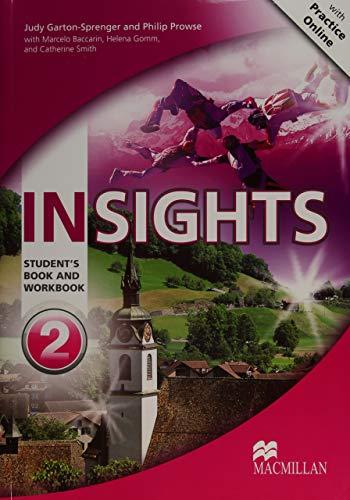 9780230455955: Insights 2 SB + WB + MPO Pk