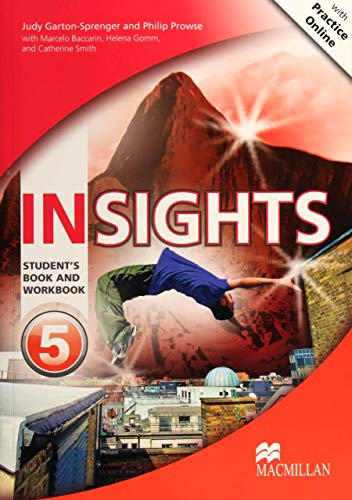 9780230455986: Insights Student's Book and Workbook with MPO Pack Level 5