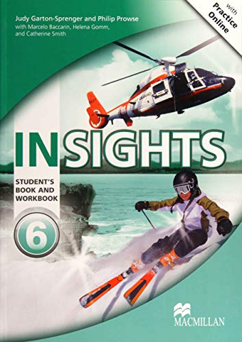 9780230455993: Insights Student s Book and Workbook with MPO Pack Level 6