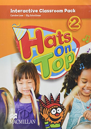 9780230456372: Hats on Top 2 Interact Class Pk