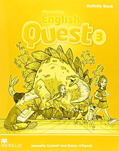 9780230456655: Macmillan English Quest Level 3: Activity Book