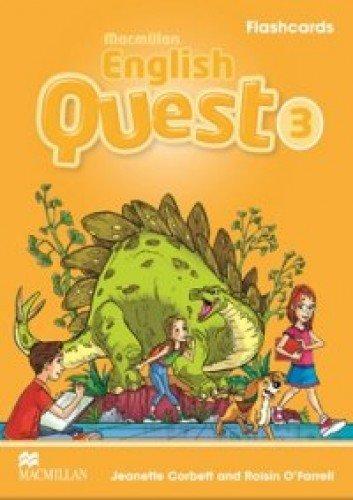 9780230456716: Macmillan English Quest Level 3 Flashcards