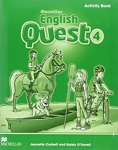9780230456747: Macmillan English Quest Level 4: Activity Book