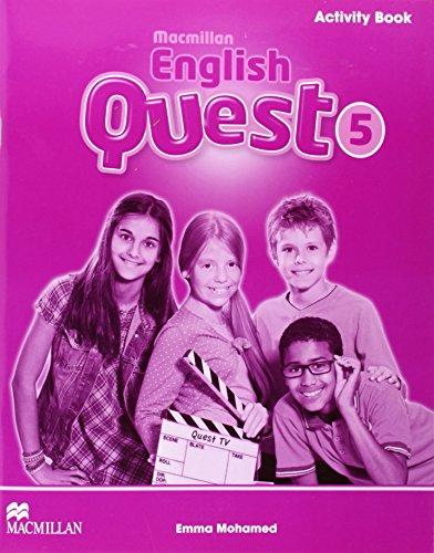 9780230456839: Macmillan English Quest Level 5 Activity Book