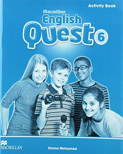 9780230456921: Macmillan English Quest Level Activity Book