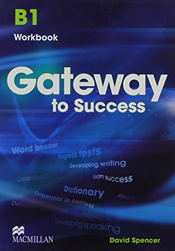 9780230457225: GATEWAY TO SUCCESS B1 WB