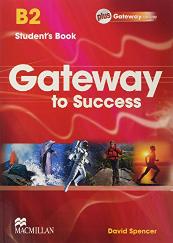 9780230457416: Gateway to Success B2 Sb Pack