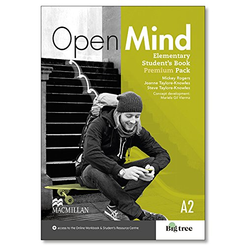 9780230458109: Open Mind - Elementary Students Book Premium Pack