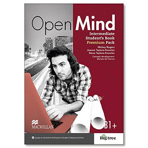 9780230458185: Open Mind British edition Intermediate Level Student's Book Pack Premium