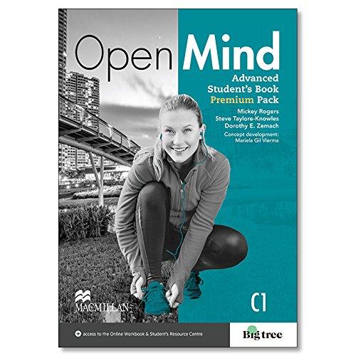 9780230458208: Open Mind British Edition Advanced Level Student Book Pack Premium