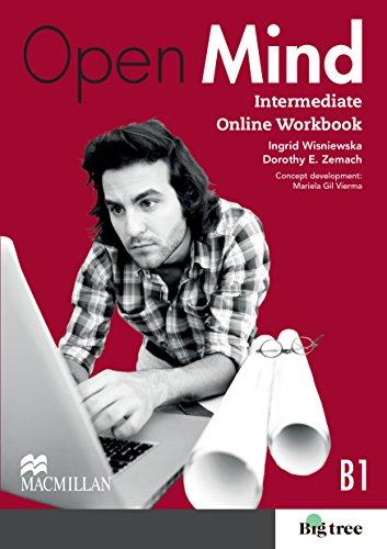 9780230458697: Open Mind British Edition Intermediate Level Online Workbook