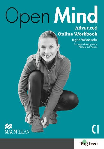 9780230458710: Open Mind British Edition Advanced Level Online Workbook