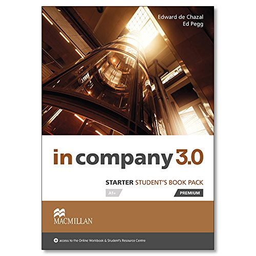 9780230458826: In Company 3.0 - Starter - Student's Premium Book Pack