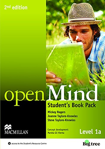 9780230459090: Open Mind 2nd Edition AE Level 1A Student's Book Pack (Openmind American Edition)