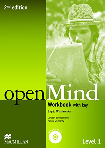 9780230459175: OpenMind (American English) (2nd Edition) 1 Workbook with Ke