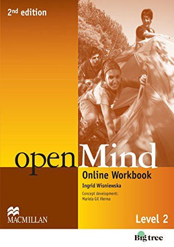 9780230459427: Open Mind 2nd Edition AE Level 2 Online Workbook (Openmind American Edition)