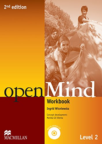 9780230459489: OpenMind (American English) (2nd Edition) 2 Workbook without