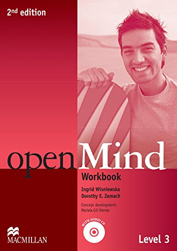9780230459847: OpenMind (American English) (2nd Edition) 3 Workbook without