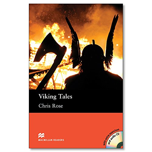 9780230460294: Macmillan Readers Viking Tales Elementary Level Reader & CD Pack
