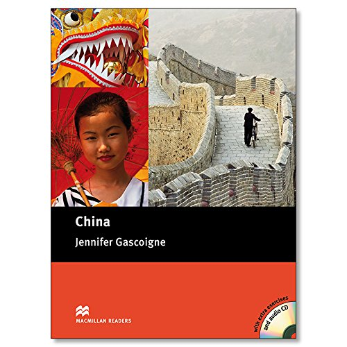 Macmillan Cultural Readers: China with CD (Intermediate): Jennifer Gascoigne