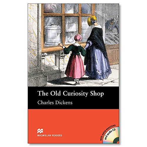 9780230460416: The Old Curiosity Shop - Intermediate Reader Macmillan Book & CD Pack