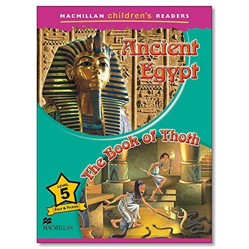 9780230460430: Macmillan Children's Readers Ancient Egypt 5