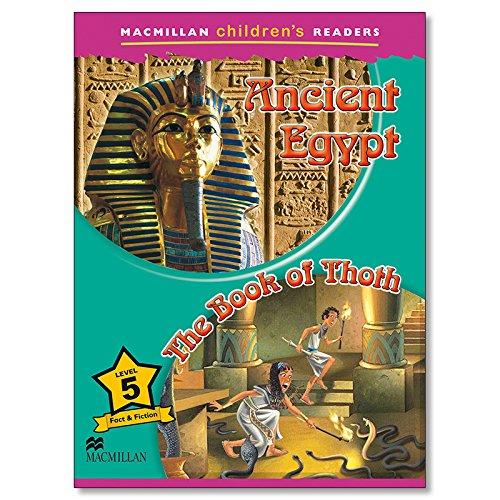 9780230460430: Macmillan Childrens Readers - Ancient Egypt - The Book of Thoth - Level 5